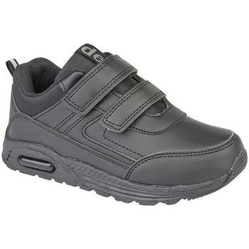 Chaussures Garçon Baskets basses Dek Felix Noir
