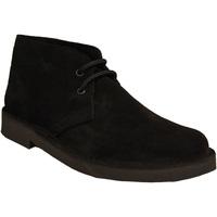 Chaussures Homme Boots Roamers  Noir