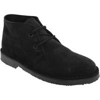 Chaussures Boots Roamers Desert Noir