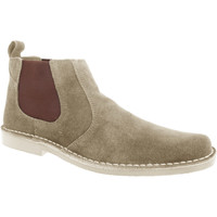Chaussures Homme Boots Roamers Classics Taupe