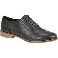 Chaussures Femme Richelieu Cipriata Oxford Noir