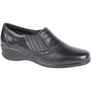 Chaussures Femme Mocassins Mod Comfys Casual Noir