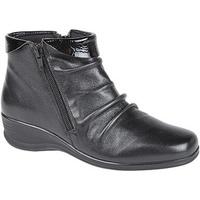 Chaussures Femme Bottines Mod Comfys Softie Noir