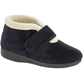 Chaussures Femme Chaussons Sleepers Amelia Bleu marine
