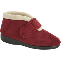 Chaussures Femme Chaussons Sleepers Amelia Vin