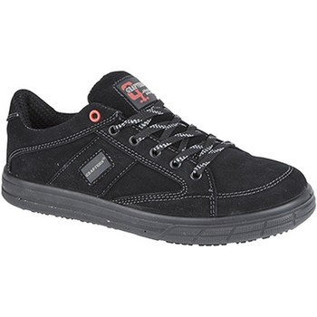 Chaussures Homme Baskets basses Grafters  Noir