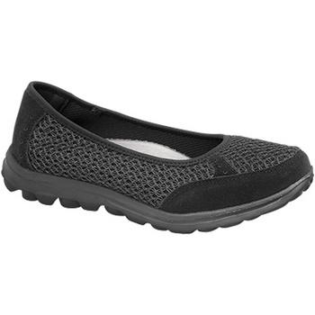 Chaussures Femme Slip ons Boulevard  Noir