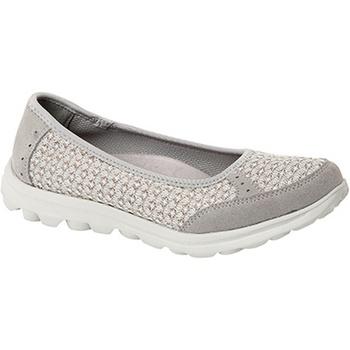Chaussures Femme Slip ons Boulevard Slip On Gris