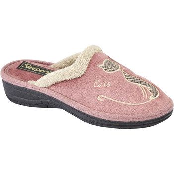 Chaussures Femme Chaussons Boulevard  Gris