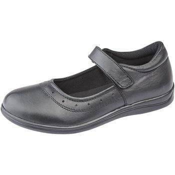 Chaussures Fille Ballerines / babies Roamers  Noir