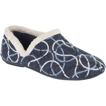 Chaussures Femme Chaussons Sleepers  Bleu