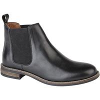 Chaussures Femme Boots Cipriata Gusset Noir