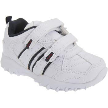 Chaussures Enfant Baskets basses Dek Fusion II Blanc
