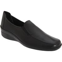 Chaussures Femme Mocassins Mod Comfys Gusset Noir
