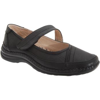 Chaussures Femme Derbies & Richelieu Boulevard  Noir