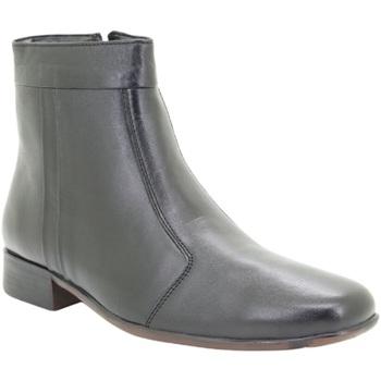Chaussures Homme Bottes Scimitar Pleated Noir
