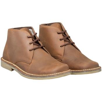 Chaussures Homme Boots Roamers Desert Marron
