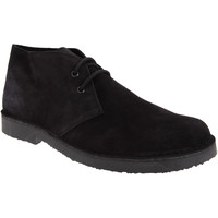 Chaussures Homme Boots Roamers Desert Noir