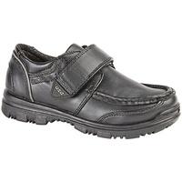 Chaussures Garçon Derbies Us Brass  Noir