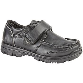 Chaussures Garçon Mocassins Us Brass  Noir
