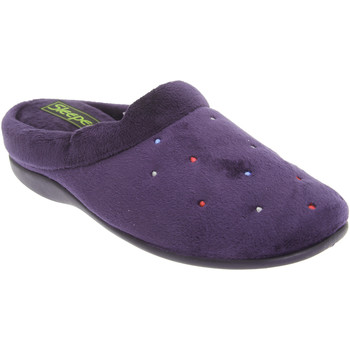 Chaussures Femme Chaussons Sleepers Charley Violet