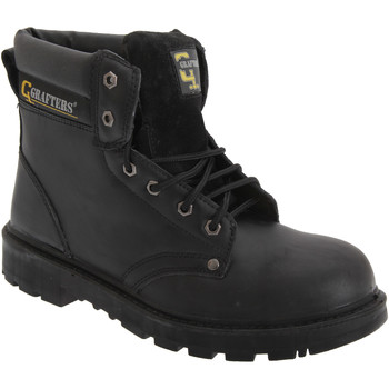 Chaussures Homme Chaussures de sécurité Grafters  Noir