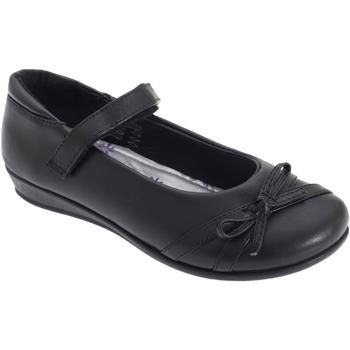 Chaussures Fille Derbies & Richelieu Us Brass  Noir