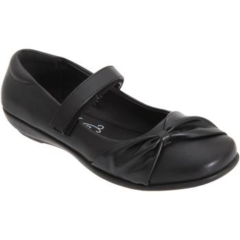 Chaussures Fille Derbies & Richelieu Us Brass Marl Noir
