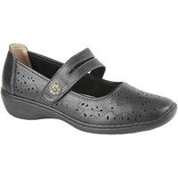 Chaussures Femme Derbies & Richelieu Boulevard Casual Noir