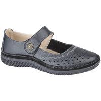 Chaussures Femme Derbies & Richelieu Boulevard Wide Fit Noir