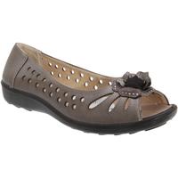 Chaussures Femme Ballerines / babies Boulevard  Etain