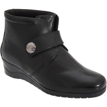 Chaussures Femme Bottines Mod Comfys  Noir