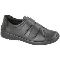 Chaussures Femme Baskets basses Mod Comfys  Noir