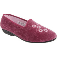 Chaussures Femme Chaussons Zedzzz Embroidered Rose