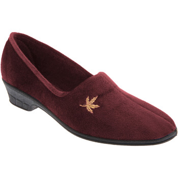 Chaussures Femme Chaussons Sleepers Andover Bordeaux