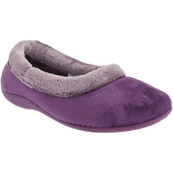 Chaussures Femme Chaussons Sleepers Julia Pourpre
