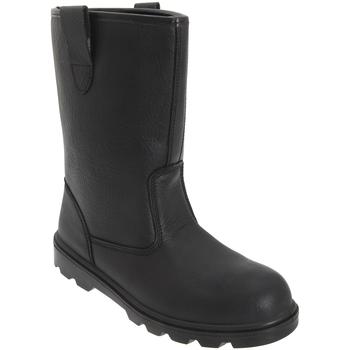 Chaussures Homme Chaussures de travail Grafters  Noir