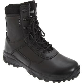 Chaussures Homme Chaussures de sécurité Grafters Ambush Noir
