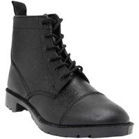 Chaussures Homme Bottes Grafters Grain Noir