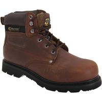 Chaussures Homme Chaussures de sécurité Grafters  Marron