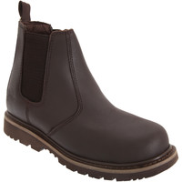 Chaussures Homme Boots Grafters  Marron