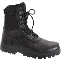 Chaussures Homme Chaussures de sécurité Grafters Combat Noir