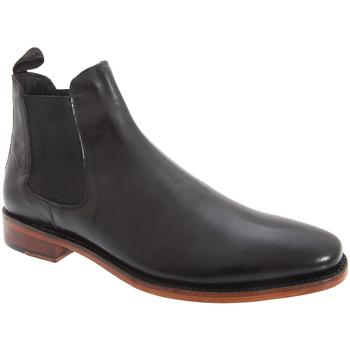 Chaussures Homme Bottes Kensington Classics Chelsea Noir