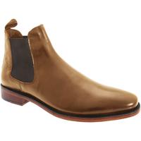 Chaussures Homme Bottes Kensington Classics Chelsea Fauve
