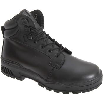 Chaussures Homme Chaussures de sécurité Magnum Military Noir