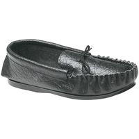 Chaussures Homme Mocassins Mokkers Moccasin Noir