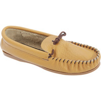 Chaussures Homme Chaussons Mokkers Moccasin Fauve