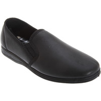 Chaussures Homme Chaussons Sleepers Gusset Noir