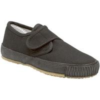 Chaussures Garçon Baskets basses Dek Natural Noir