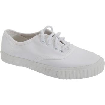 Chaussures Garçon Tennis Dek Junior Blanc